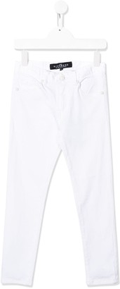 John Richmond Junior Mid-Rise Slim Jeans