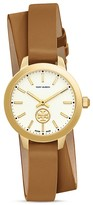 Tory Burch Collins Double Wrap Watch, 32mm - 100% Bloomingdale's Exclusive