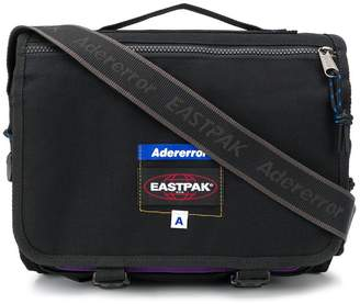 Eastpak X Ader Error logo patch cross-body bag