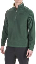 Craghoppers Selby Microfleece Shirt - Zip Neck, Long Sleeve (For Men)