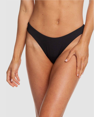 Roxy Womens Beach Classic High Leg Separate Bikini pants