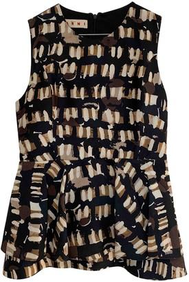 Marni Multicolour Wool Tops