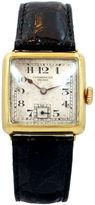 One Kings Lane Vintage 1920s Movado 18K Yellow Gold Watch
