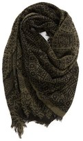 BP Women's Jacquard Scarf