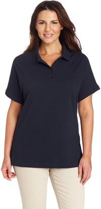 Dickies Women's Plus-Size Polo