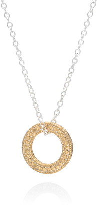 Anna Beck Circle of Life Open O Charity Pendant Necklace