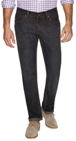 James Tattersall Solid 5-Pocket Slim Fit Jeans