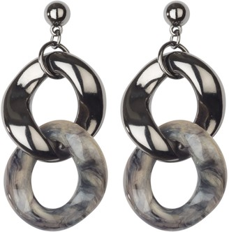 Linea By Louis Dell'olio by Louis Dell'Olio Chain Link Earrings
