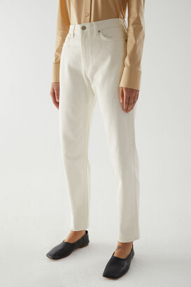 Cos Organic Cotton Tapered Leg Jeans