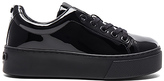 Kenzo K-Lace Platform Sneakers in Black. - size 35 (also in 36,37,40)
