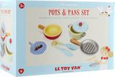 Le Toy Van Pots and pans set