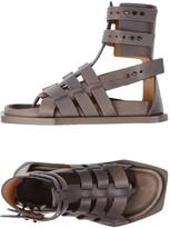 Rick Owens Toe strap sandals - Item 11256845