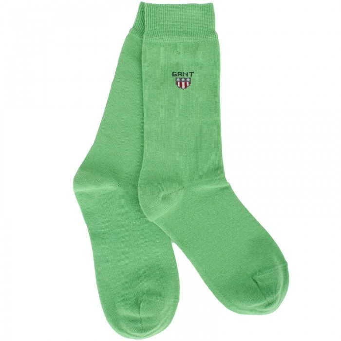 Gant Apple Green Branded Socks