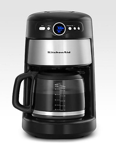 KitchenAid 14-Cup Glass Carafe Coffee Maker