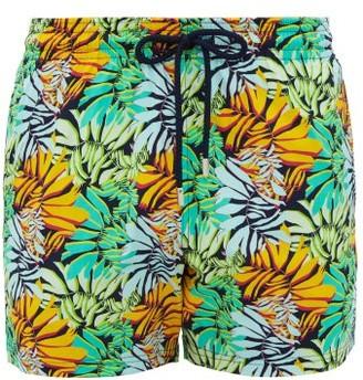 Vilebrequin Tropical-print Swim Shorts - Multi