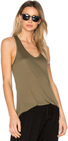 Twenty The Perfect Racerback Tank in Green. - size L (also in M)