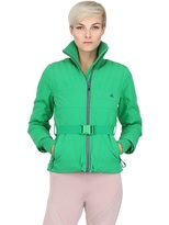adidas by Stella McCartney Slim Fit Techno Fabric Ski Jacket
