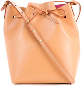 Mansur Gavriel bucket tote - women - Leather - One Size