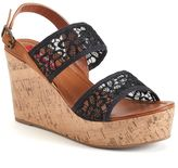 UNIONBAY Temmy Women's Wedge Sandals