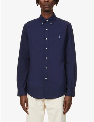 Polo Ralph Lauren Cotton-poplin shirt