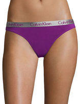 Calvin Klein Radiant Cotton Bikini Brief