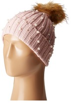 Betsey Johnson Crazy For Pearl Hat