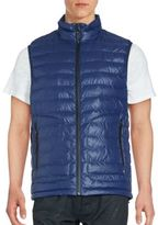 Saks Fifth Avenue Quilted Zip-Up Jacket
