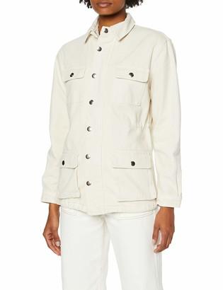 New Look Women's Cupcake Utility 6205098 Denim Jacket