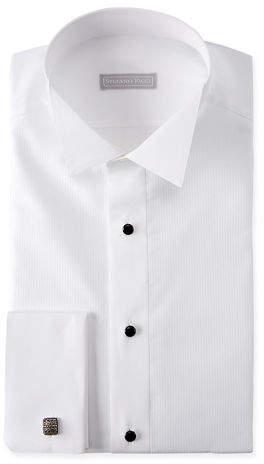 8f7361551c Men's Cotton French-Cuff Tuxedo Shirt