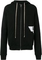 Rick Owens Jason's hoodie - men - Cotton - L