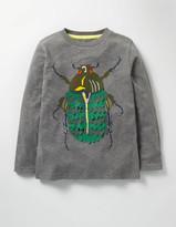 Boden Textured Creature T-shirt