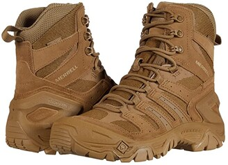 Merrell Work Strongfield Tactical 8 Waterproof (Coyote) Men's Boots