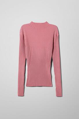 Weekday Zion Sweater - Black