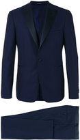 Tagliatore three-button suit - men - Cupro/Virgin Wool - 48