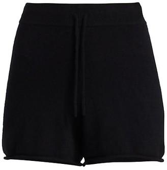 LOULOU STUDIO Cashmere Knit Shorts