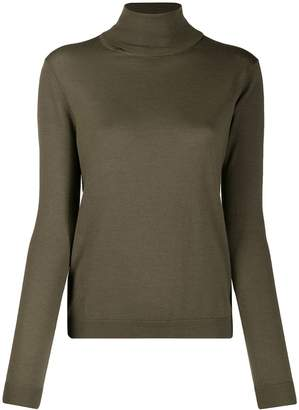 Aspesi fine knit roll neck sweater