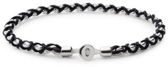 Miansai Nexus Sterling Silver Chain Bracelet