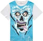 Stella McCartney Arrow Alien Face T-Shirt