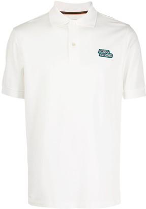 Paul Smith Logo Patch Polo Shirt