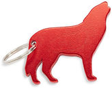 The Canada Collection Aluminum Wolf Bottle Opener and Keychain