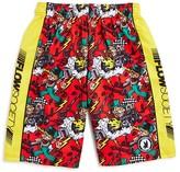 Flow Society Boys' Grease Monkey Attack Shorts - Sizes XS-L