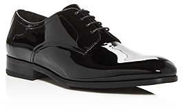 To Boot Men's Aalborg Patent Leather Plain Toe Oxfords