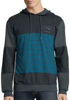 Ecko Unlimited Unltd. Long-Sleeve Trench Stripe Hoodie