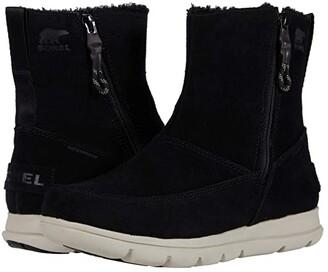 Sorel Soreltm Explorer Zip (Black) Women's Boots