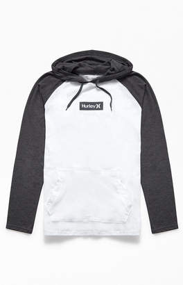 Hurley Premium One & Only Hooded Long Sleeve T-Shirt