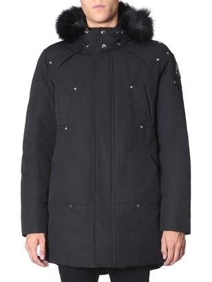 Moose Knuckles Hooded Coat