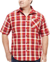 Ecko Unlimited Unltd. Short-Sleeve Woven Shirt - Big & Tall