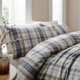Linea Arran Check Duvet Set