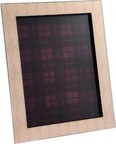 "Barneys New York Basket-Weave 8"" x 10"" Picture Frame"