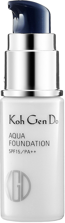 Koh Gen Do Aqua Foundation Illuminator SPF 15 PA++